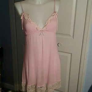 VICTORIA'S SECRET Pink Sleep Dress